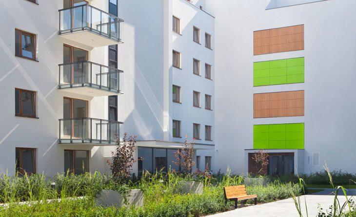 Nowe mieszkania na Bemowie