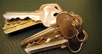 klucze do mieszkania w programie MDM