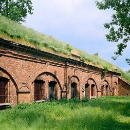 Warszawa Bemowo - Fort Bema
