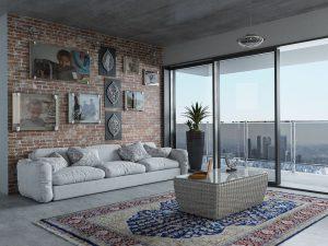 jak urządzić jednopokojowe mieszkanie?