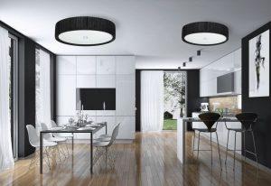 oświetlenie w nowym mieszkaniu