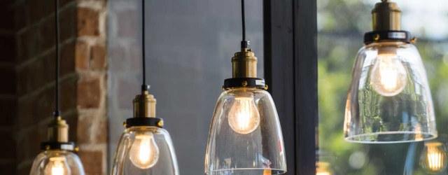 lampy i oświetlenie w mieszkaniu