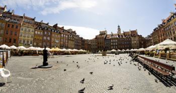 obcokrajowcy kupują nowe mieszkania w Warszawie