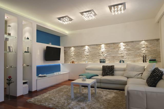 oświetlenie nowe mieszkanie