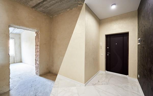 Jak wygląda stan developerski mieszkania?