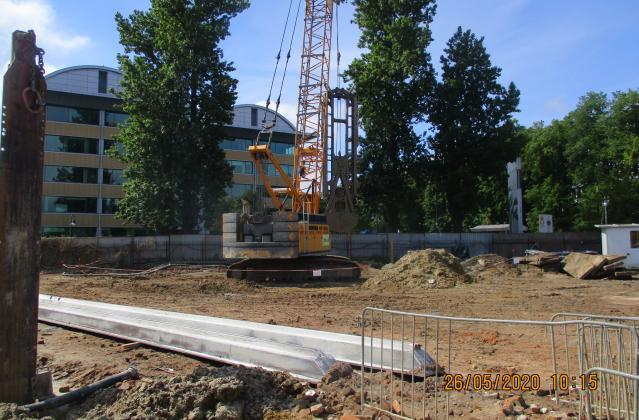 DOR PLAZA – ruszyła budowa budynku biurowego