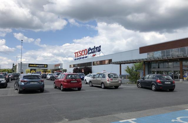 DOR Group kupił hipermarket Tesco w Częstochowie