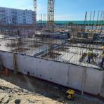 INFINITY Wilanów – budowa wrzesień  2021 r.